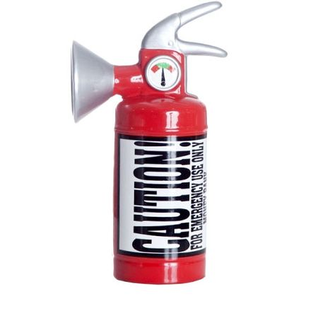 Cofrinho Extintor de Incêndio
