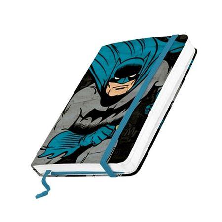 Caderno de Anotação Batman Quadrinhos HQ DC Comics