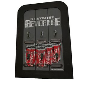 85027535-Porta-chaves-coca-cola-madeira-latinhas