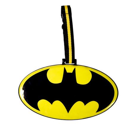 Tag de Mala Batman Logo DC Comics