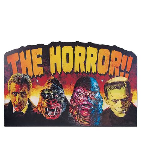 Cabideiro Monstros Famosos do Terror