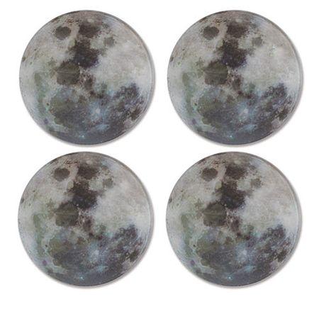 Porta Copos Lua - 4 peças