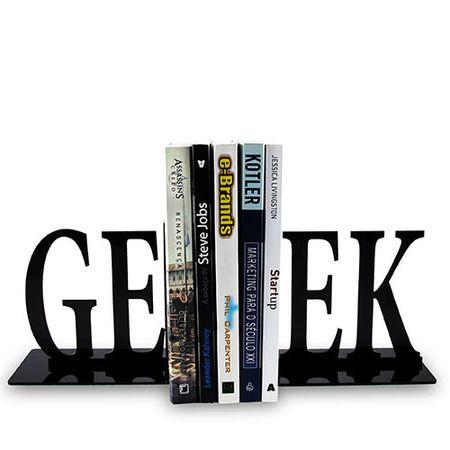 Aparador de Livro Geek