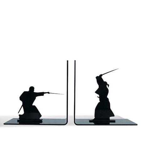 Aparador de Livro Samurai