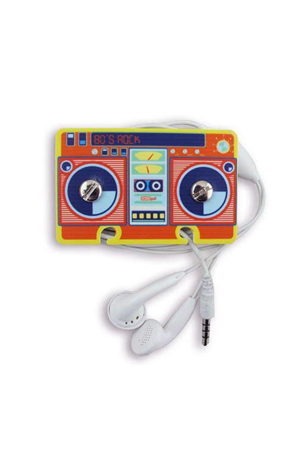 Foto 2 - Organizador de Fio Rádio Retrô