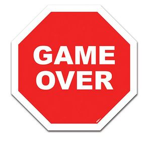 LA40-placa-transito-game-over
