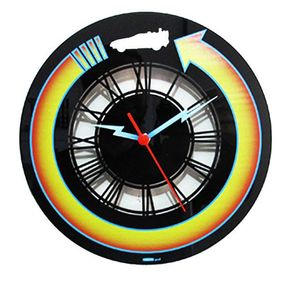 73a1423adc0 Relógio de Parede De Volta para o Futuro