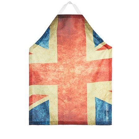 Avental de Cozinha Bandeira da Inglaterra