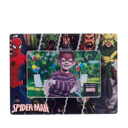 Porta Retrato Homem Aranha Quadrinhos HQ Marvel