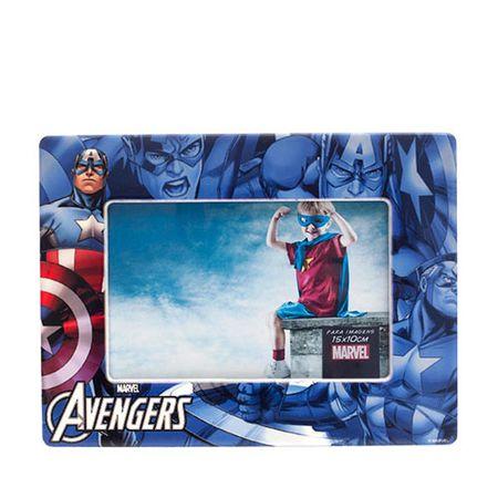 Porta Retrato Capitão América Quadrinhos HQ Marvel
