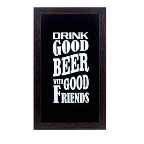 Quadro-porta-tampinha-de-cerveja-bons-amigos-boas-cervejas