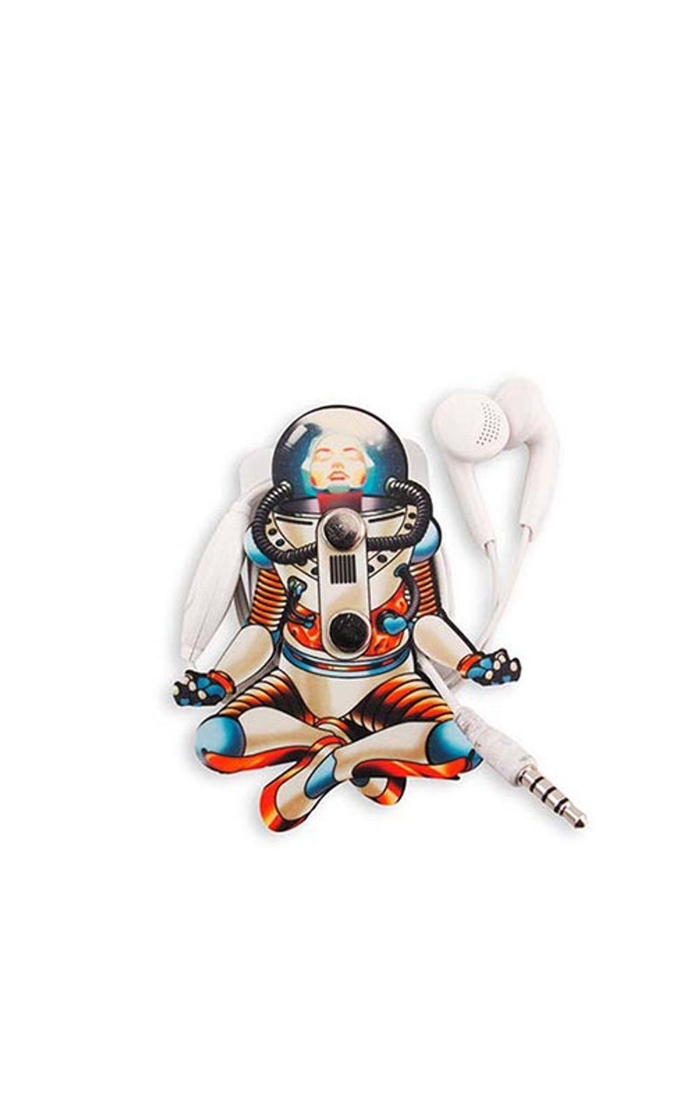 Foto 2 - Organizador de Fio Astronauta