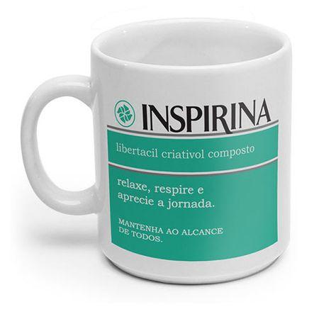 Caneca Remedio Aspirina