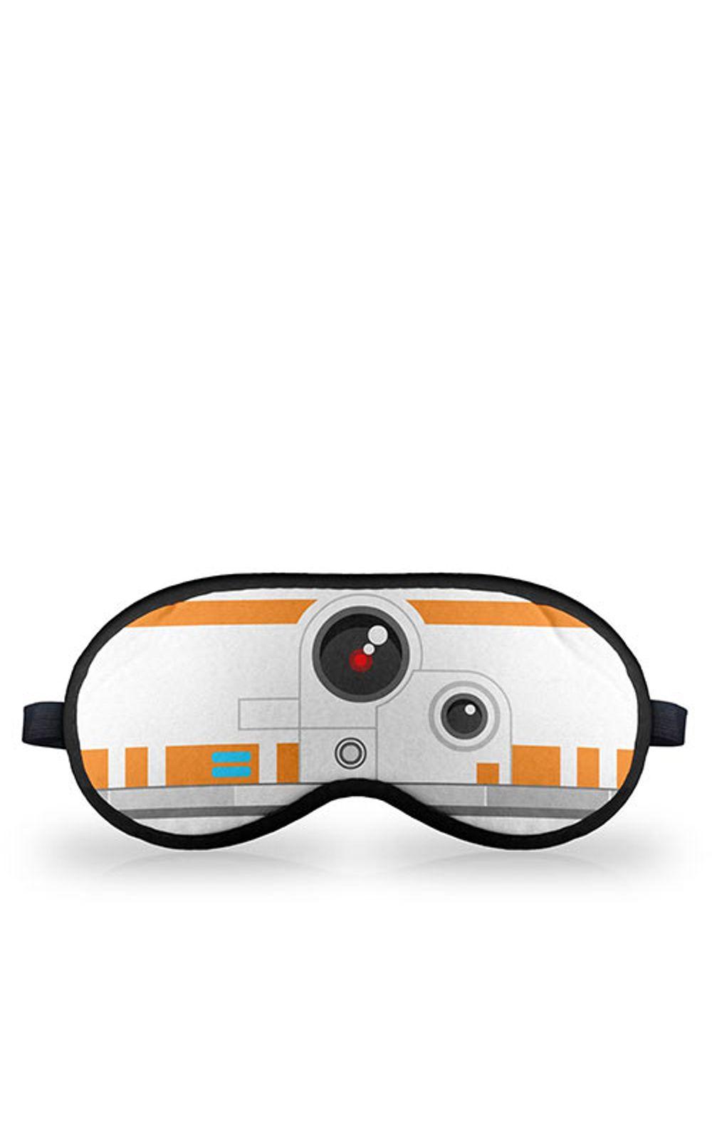Foto 1 - Mascara de Dormir Robo BB8 Star Wars Faces