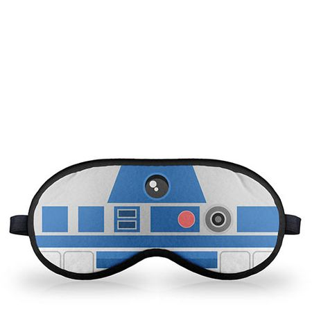 Mascara de Dormir Robo R2D2 Star Wars Faces