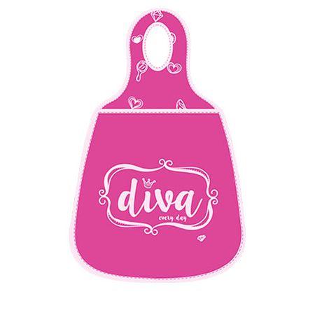 Lixeira para Carro Diva Rosa Pink