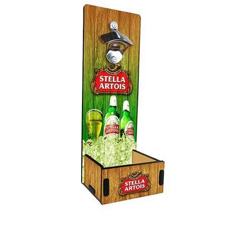 Abridor de Garrafa Grande Cerveja Stella Artois