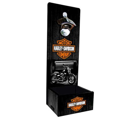 Abridor de Garrafa Grande Moto Harley