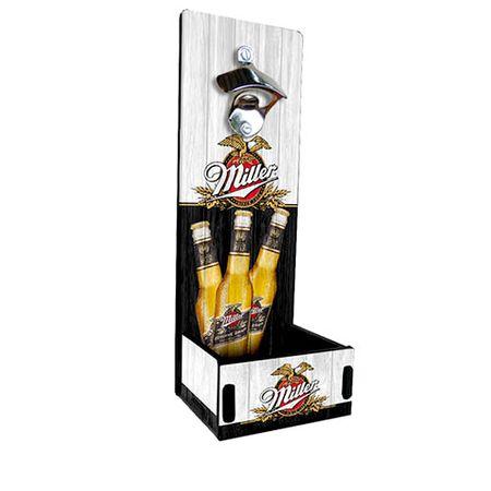 Abridor de Garrafa Grande Cerveja Miller Garrafa