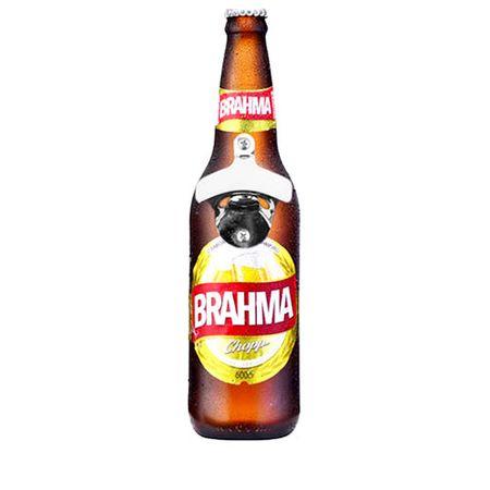 Abridor de Garrafas de Parede Cerveja Brahma