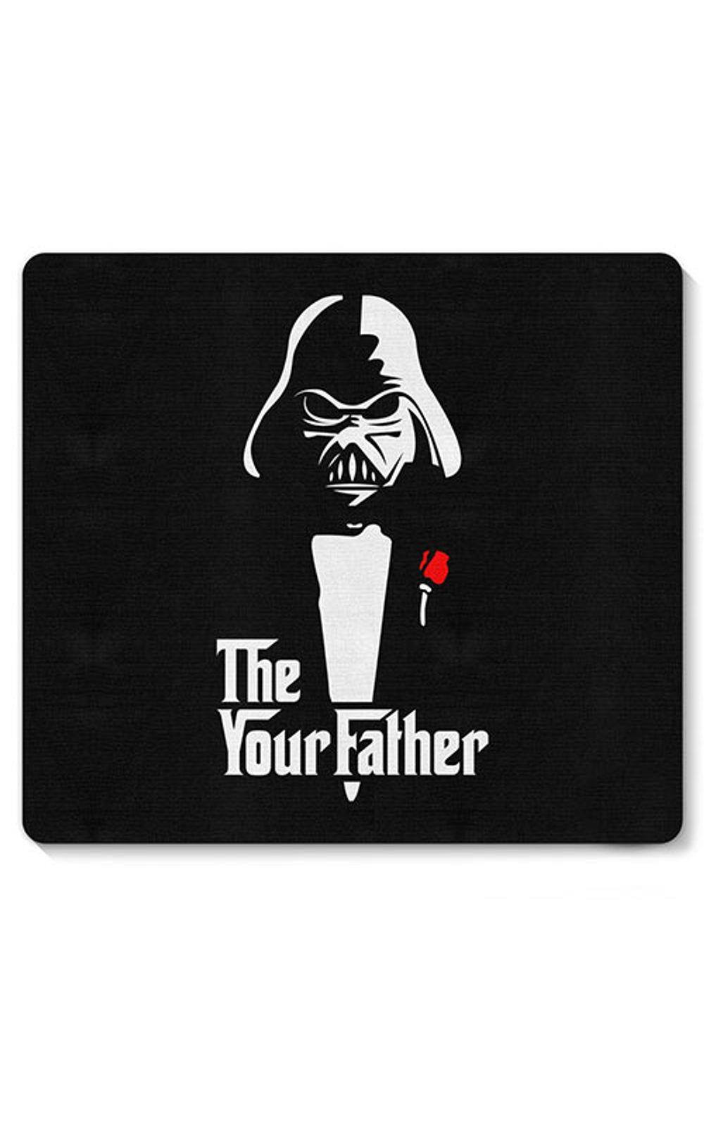 Foto 1 - Mouse pad Darth Vader Star Wars O Poderoso Chefao