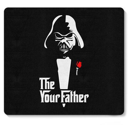 Mouse pad Darth Vader Star Wars O Poderoso Chefao