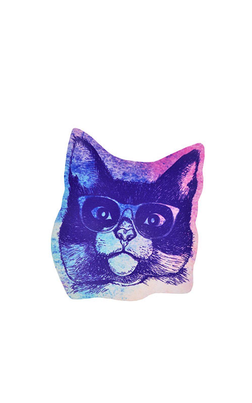 Foto 1 - Mouse pad Formato Gato Gatinho