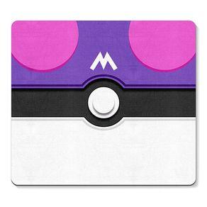Mouse pad Pokemon Master Pokebola
