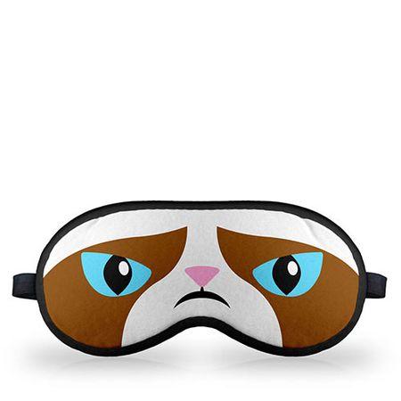 Mascara para Dormir Grumpy Cat Meme