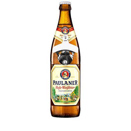 Abridor de Garrafas de Parede Cerveja Paulaner