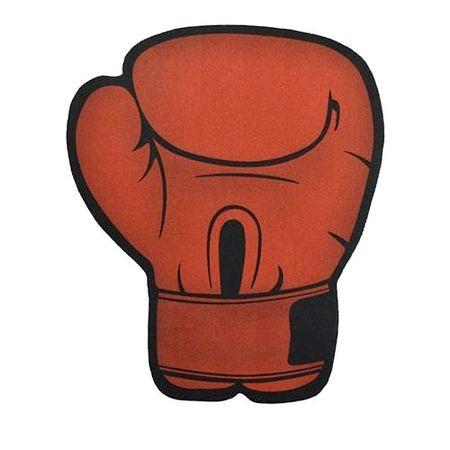 Mouse Pad Luva de Boxe Luta Formato