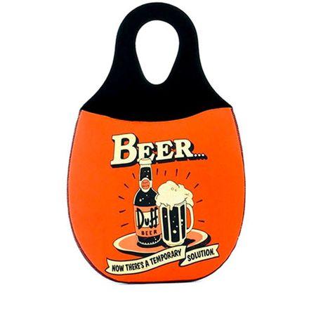 Lixeira para Carro Duff Beer Cerveja