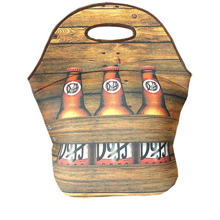 Lancheira Cerveja Duff Beer Simpsons