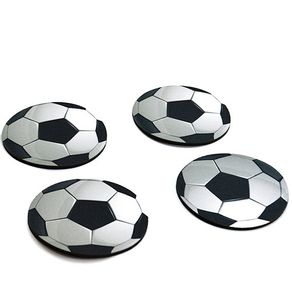 15415f4e8 Porta Copos Bola de Futebol Formato