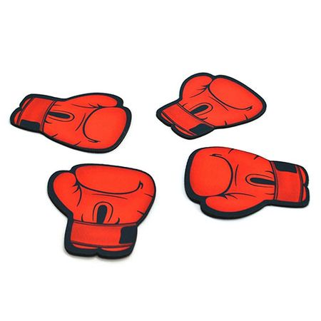 Porta Copos Luva de Boxe Luta Formato