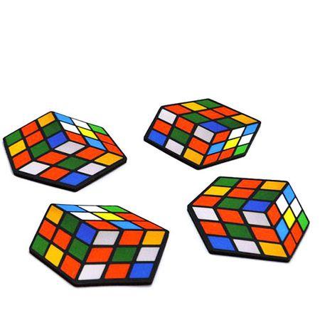 Porta Copos Cubo Magico Formato