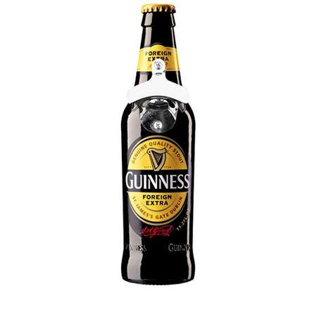 Abridor de Garrafas de Parede Cerveja Guinness