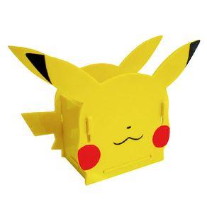 Porta Lapis Pikachu Pokemon Formato