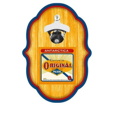 Abridor de Garrafa Colonial Cerveja Antartica Original