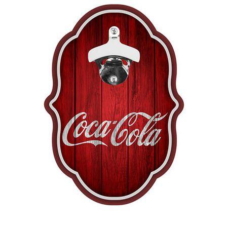 Abridor de Garrafa Colonial Cerveja Coca Cola