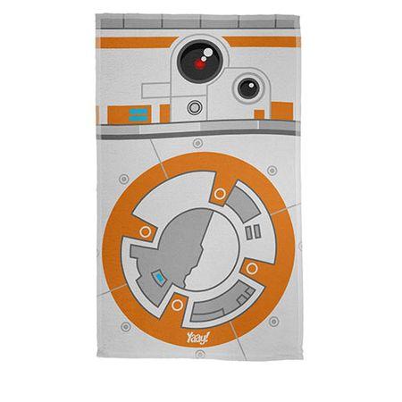 Pano de Prato Robo BB8 Star Wars