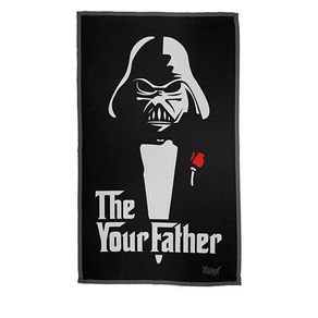 Pano de Prato Darth Vader Poderoso Chefao Star Wars
