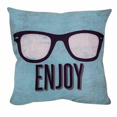 Almofada Retro Enjoy Curta Oculos Vintage