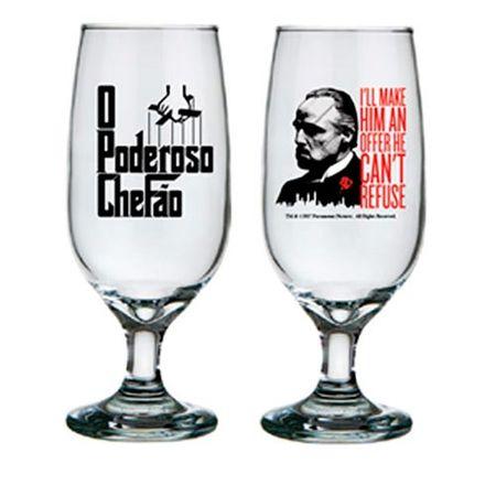 Taça de Cerveja Poderoso Chefão 300ml