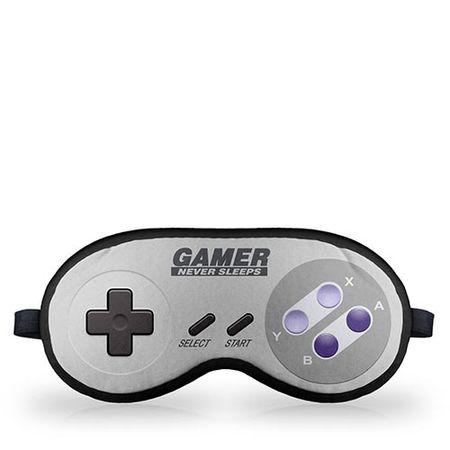 Mascara para Dormir Gamer Joystick 16-bits