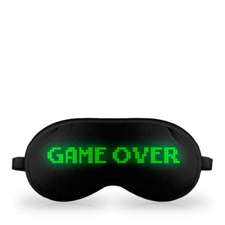 Máscara para Dormir Game Over