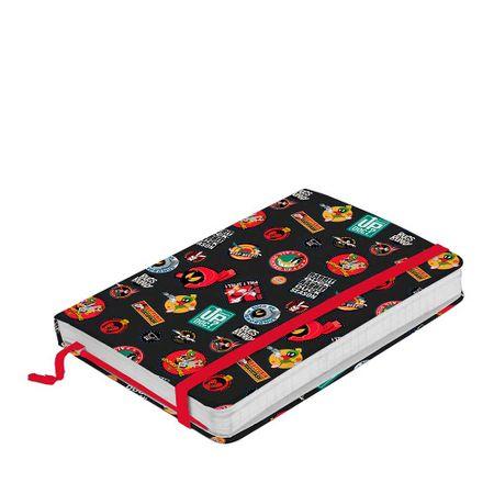 Caderno de Anotação com Elástico Personagens  Lonney Tunes Hanna Barbera