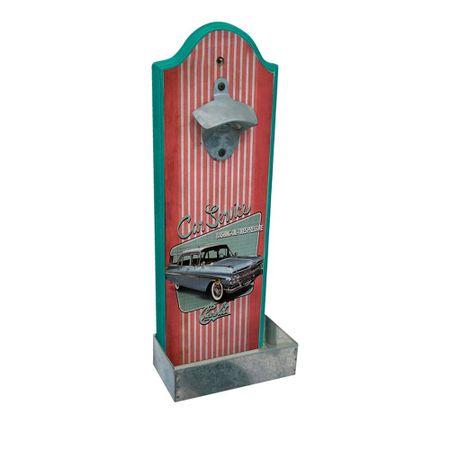 Abridor de Garrafa de Parede Car Service Carro GM Chevrolet