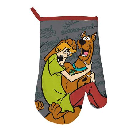 Luva para Cozinha Salsicha e Scooby Scooby Doo Hanna Barbera