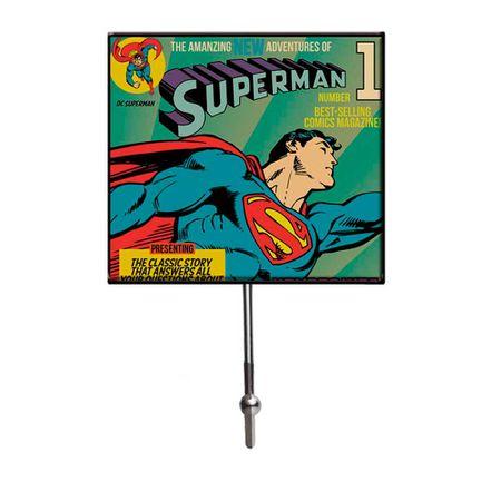 Cabideiro Super Homem Voando DC Comics